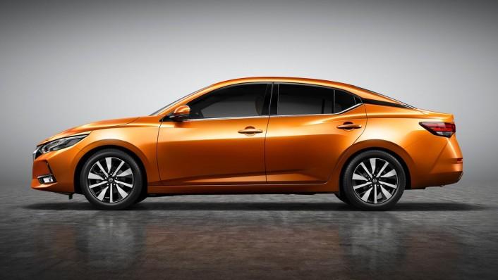 2020 Nissan Sylphy International Version Exterior 002