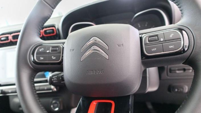 2019 Citroën New C3 AIRCROSS SUV Interior 004