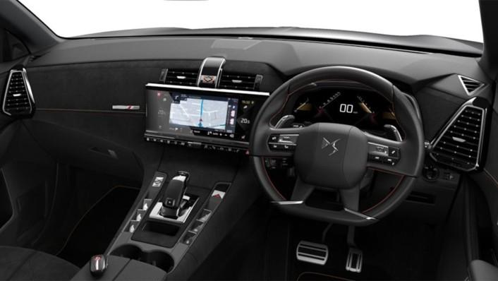 2020 Citroen DS7 Crossback 1.6L Interior 002
