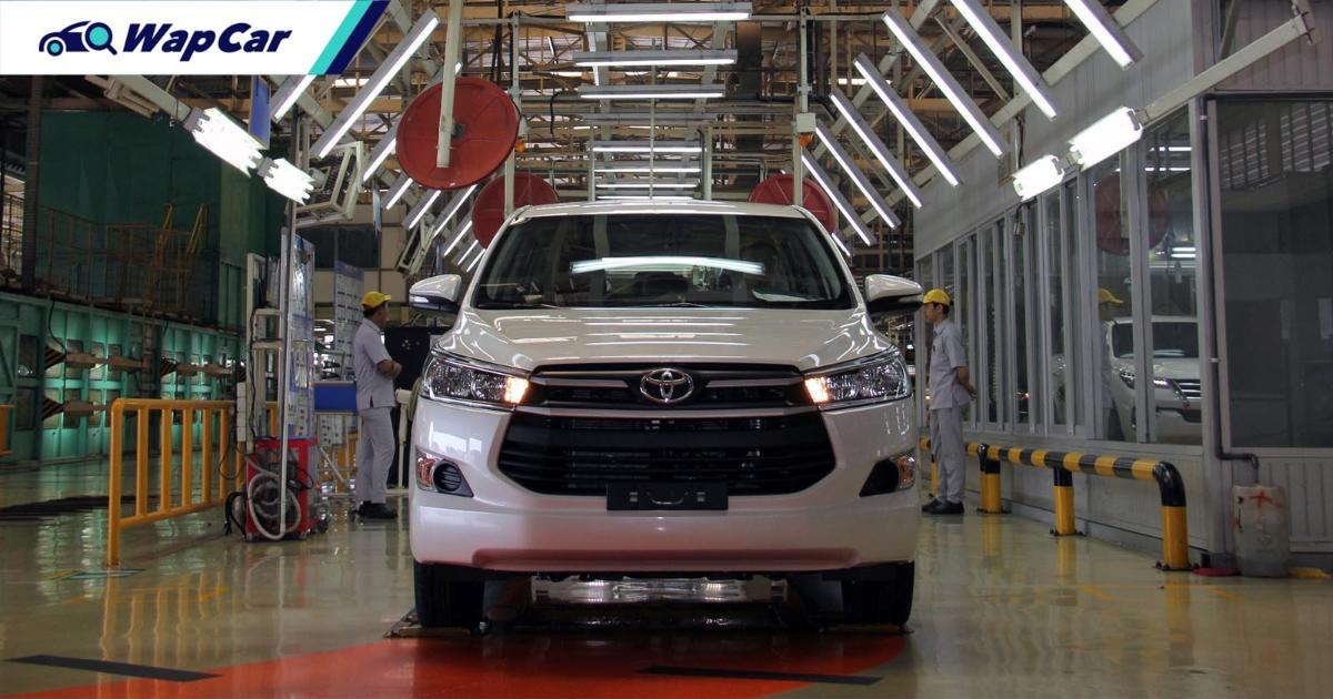 Indonesia set to receive 10 new EVs from Toyota, including Innova Hybrid 01