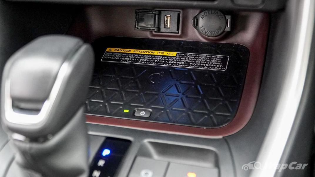 2020 Toyota RAV4 2.5L Interior 139
