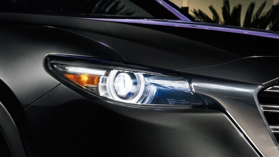Mazda CX-9 (2018) Exterior 010