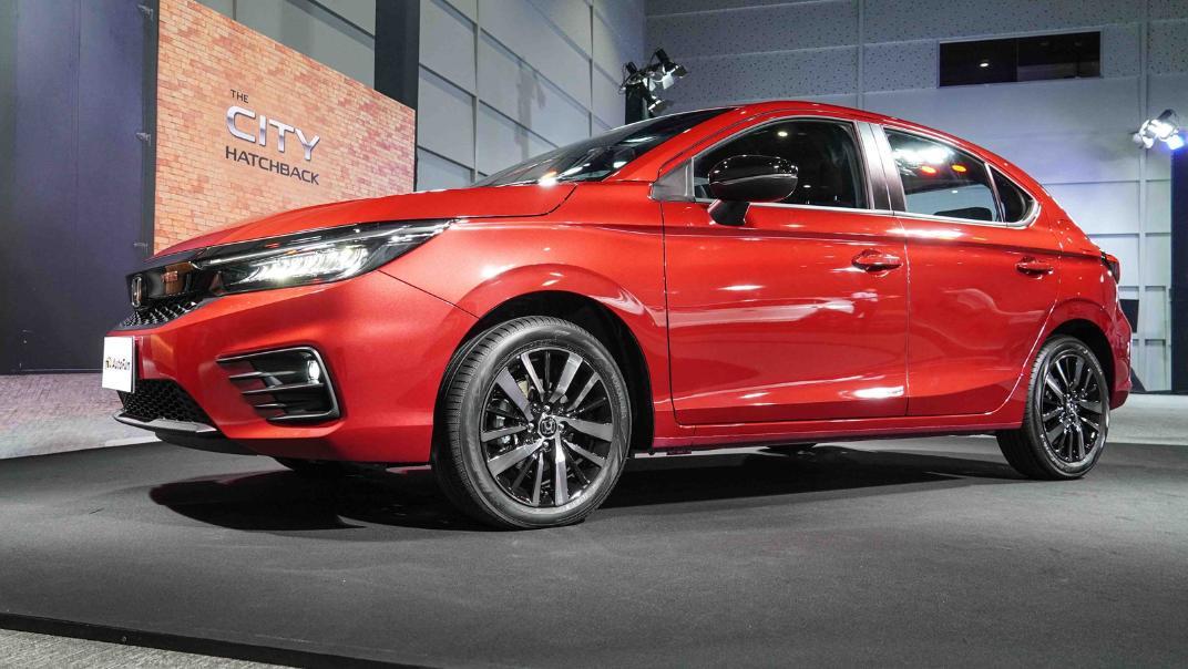 2021 Honda City Hatchback International Version Exterior 079