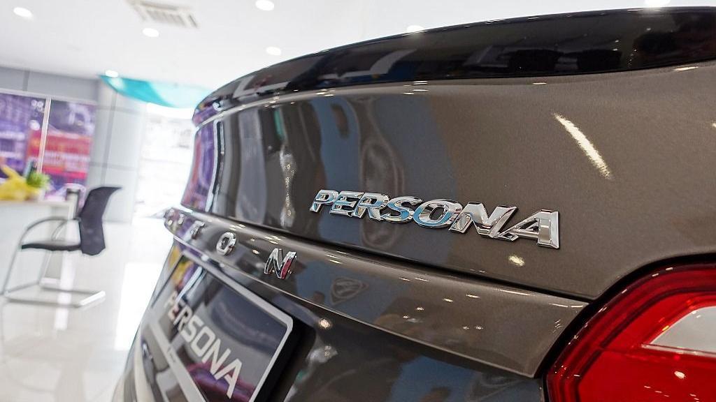 2019 Proton Persona 1.6 Standard CVT Exterior 036