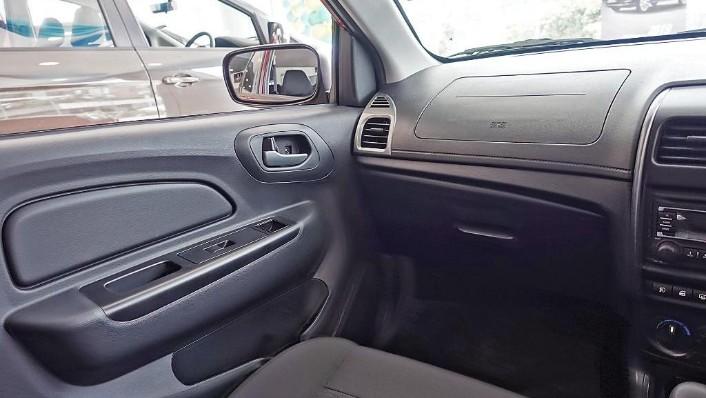 2018 Proton Saga 1.3 Premium CVT Interior 005