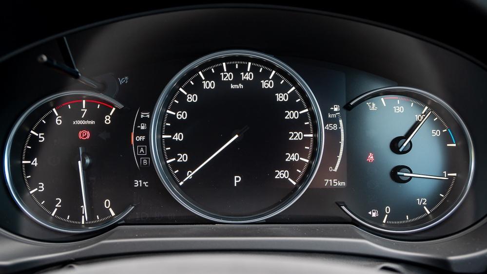 2019 Mazda CX-5 2.5L TURBO Interior 014