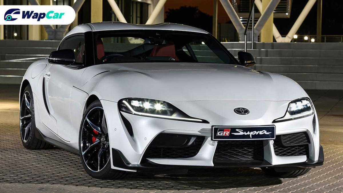 New 2020 Toyota GR Supra for Malaysia - up RM 21k, 48 PS more and improved chassis 01