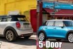 What makes a car a 3-door or a 5-door?