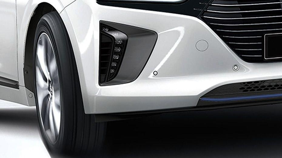Hyundai Ioniq (2018) Exterior 009