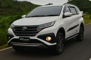 Toyota Rush to end Indo production in 2022, replaced by Yaris Cross?