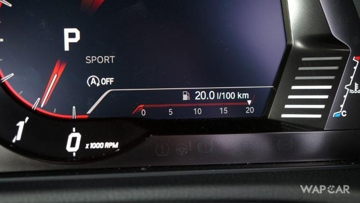 2019 Toyota GR Supra 3.0L Interior 010