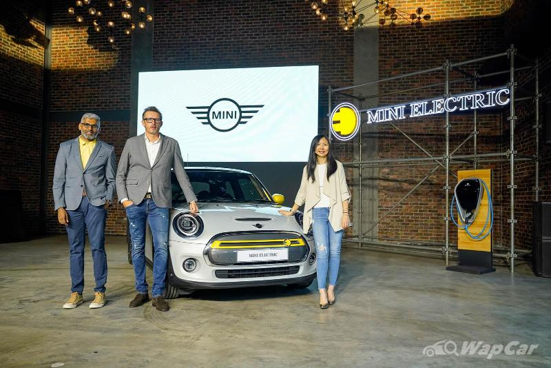 The RM 218K Electric MINI Cooper SE is sold out in Malaysia! 02