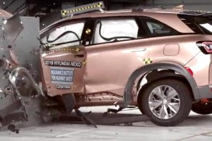 Hyundai Nexo Wins Top Safety Pick+ Award