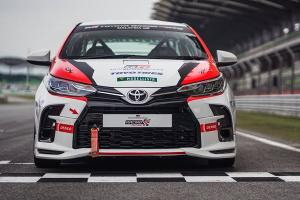 Will TGR's Toyota Vios race against HMRT's Honda City at the 2021 Sepang 1,000 km race?