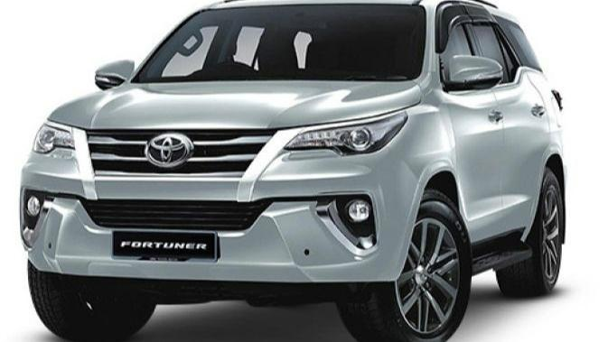 Toyota Fortuner (2018) Others 003