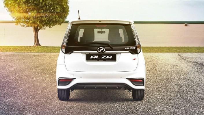 Perodua Alza (2018) Exterior 003