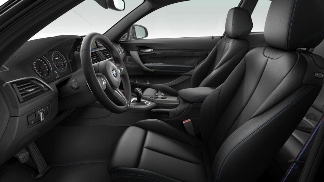 2019 BMW M2 Competition DCT Interior 004
