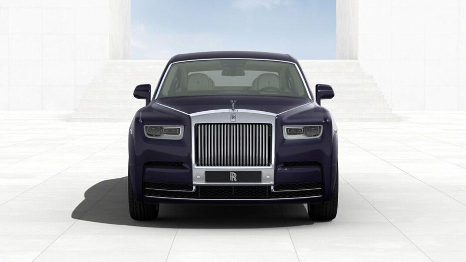 2017 Rolls-Royce Phantom Phantom Exterior 002