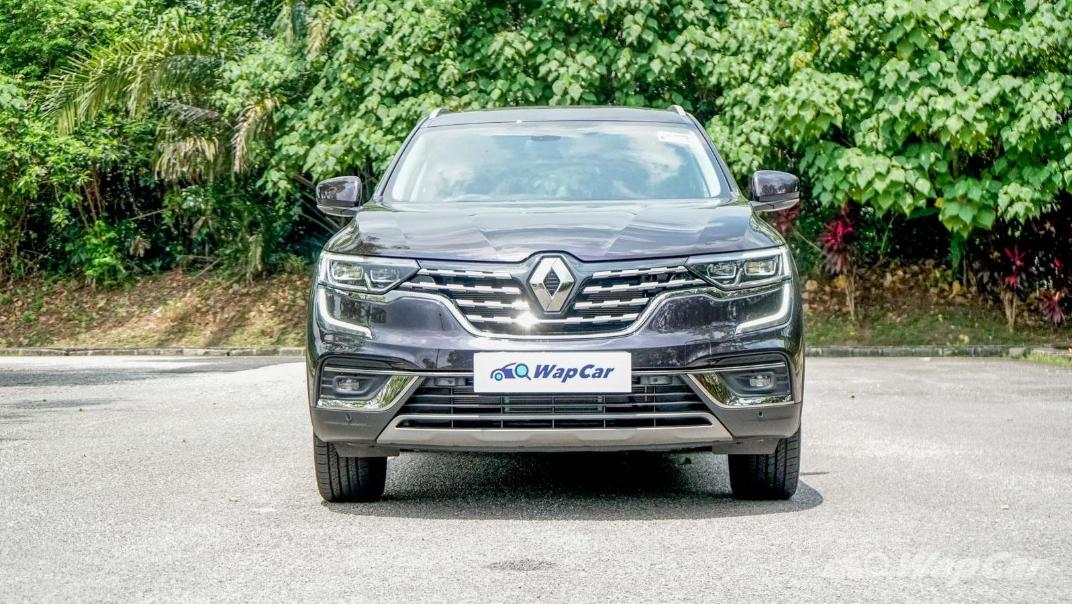 2020 Renault Koleos Signature Exterior 002