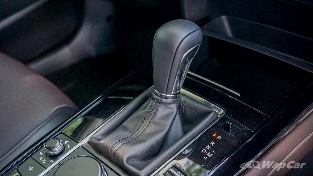 2020 Mazda CX-30 SKYACTIV-G 2.0 High Interior 024