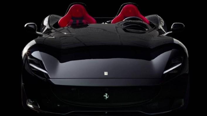 Ferrari Monza SP1 (2019) Exterior 006