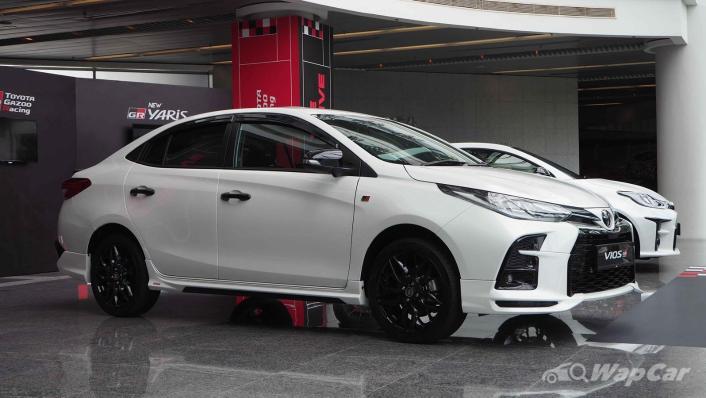 2021 Toyota Vios GR-Sport Exterior 003