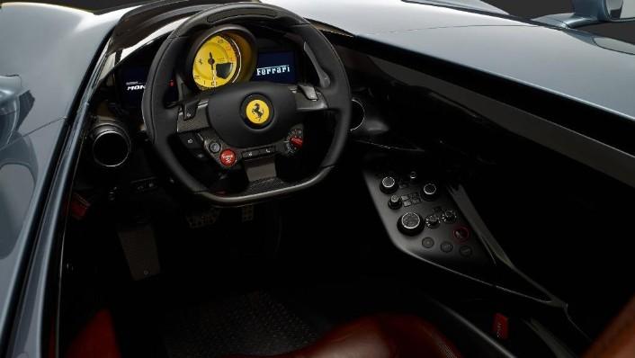 Ferrari Monza SP1 (2019) Interior 001