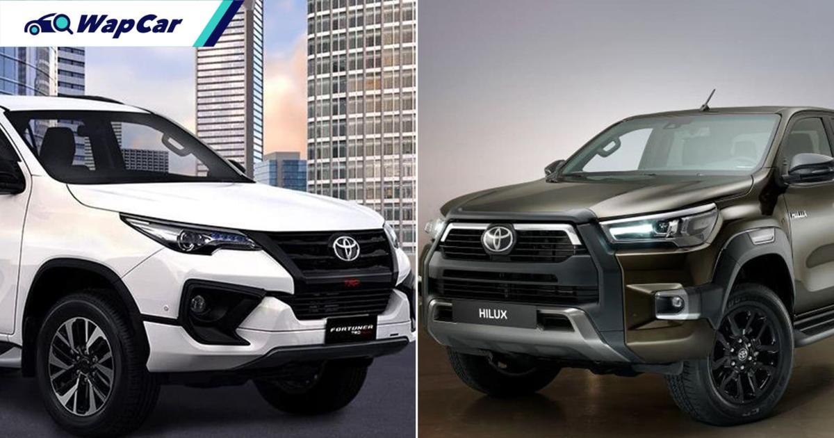 Toyota Malaysia memanggil semula pemilik Toyota Fortuner dan Hilux? 01