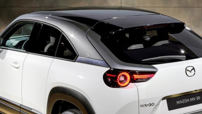 2020 Mazda MX-30 Upcoming version Exterior 006