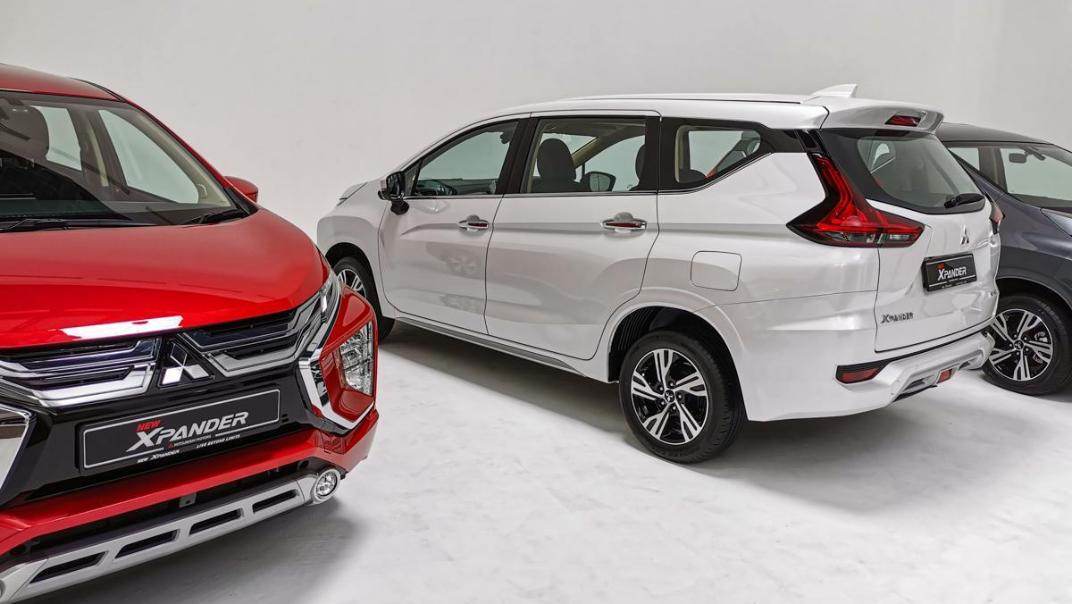 2020 Mitsubishi Xpander 1.5 L Exterior 016