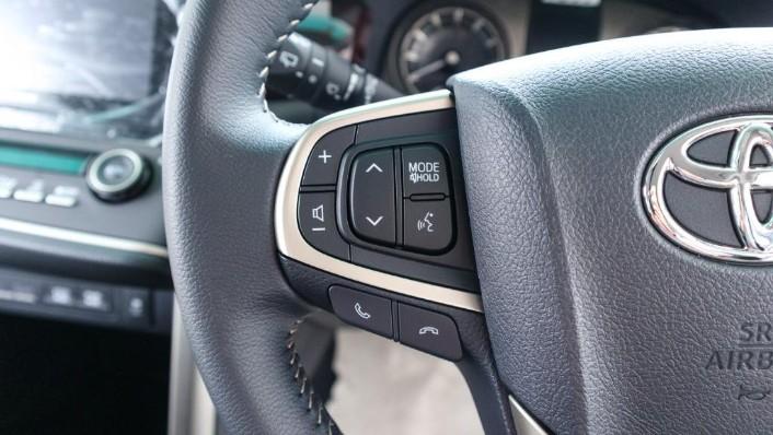 2018 Toyota Innova 2.0G (A) Interior 007