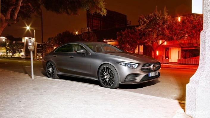 2020 Mercedes-Benz CLS Exterior 005