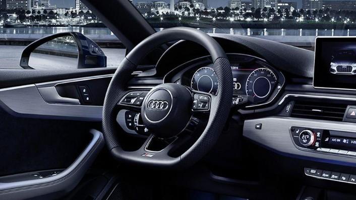 Audi A5 Sportback (2019) Interior 002