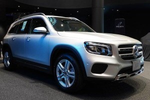 2020 Mercedes-Benz GLB Progressive unveiled in Thailand, starts at THB 2.86 million