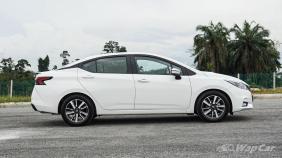 2020 Nissan Almera 1.0L VLT Exterior 004