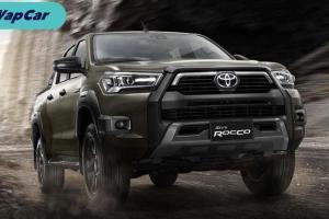 Toyota Hilux 2020 baharu ada turbodiesel 204 PS/500 Nm, ADAS, harga dari RM 94 ribu di Malaysia!