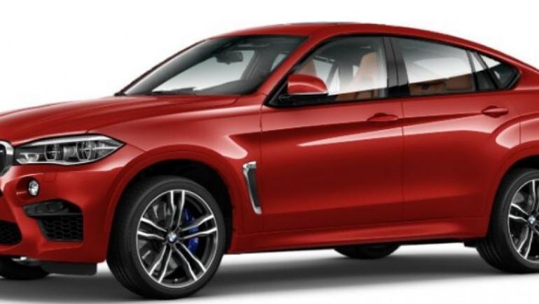 BMW X6 M (2019) Others 006