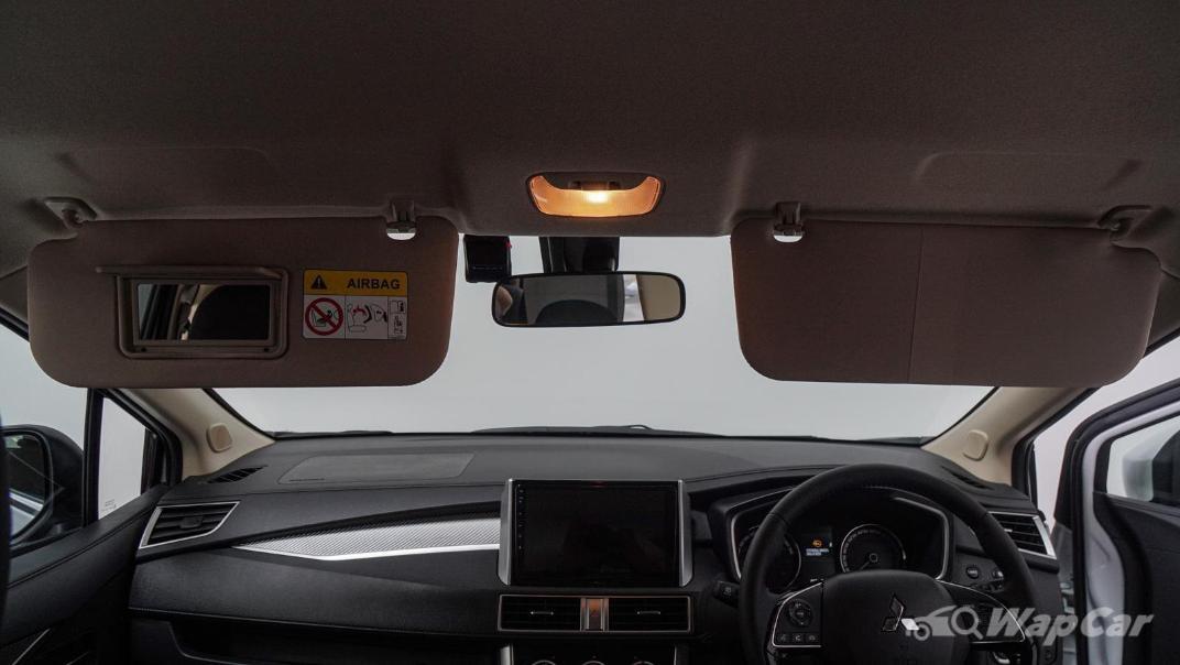 2020 Mitsubishi Xpander 1.5 L Interior 047