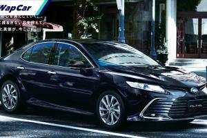Daihatsu Altis: Kembar Toyota Camry yang lebih mahal?
