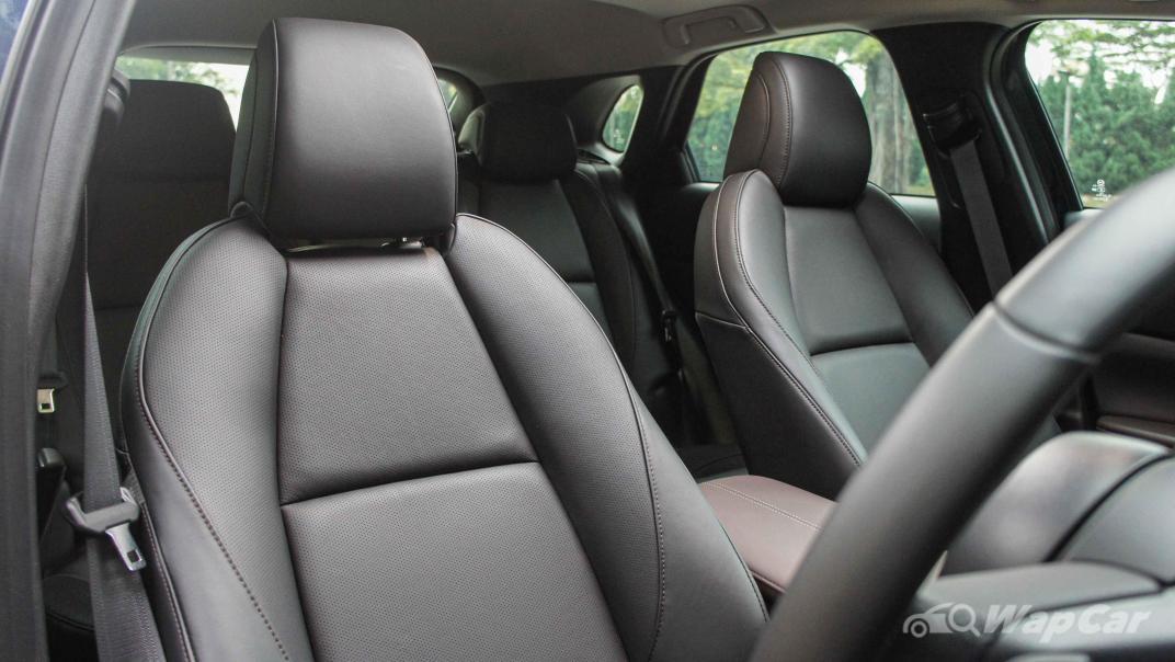 2020 Mazda CX-30 SKYACTIV-G 2.0 High AWD Interior 022