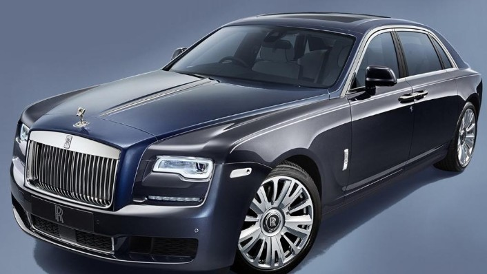 2011 Rolls-Royce Ghost Ghost Extended Wheelbase Exterior 001