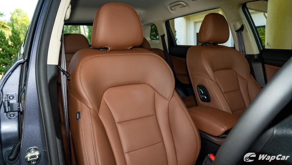 2020 Proton X70 1.8 Premium 2WD Interior 034