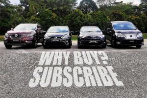 Sell your car to GoCar Subs, then continue to drive it or upgrade it