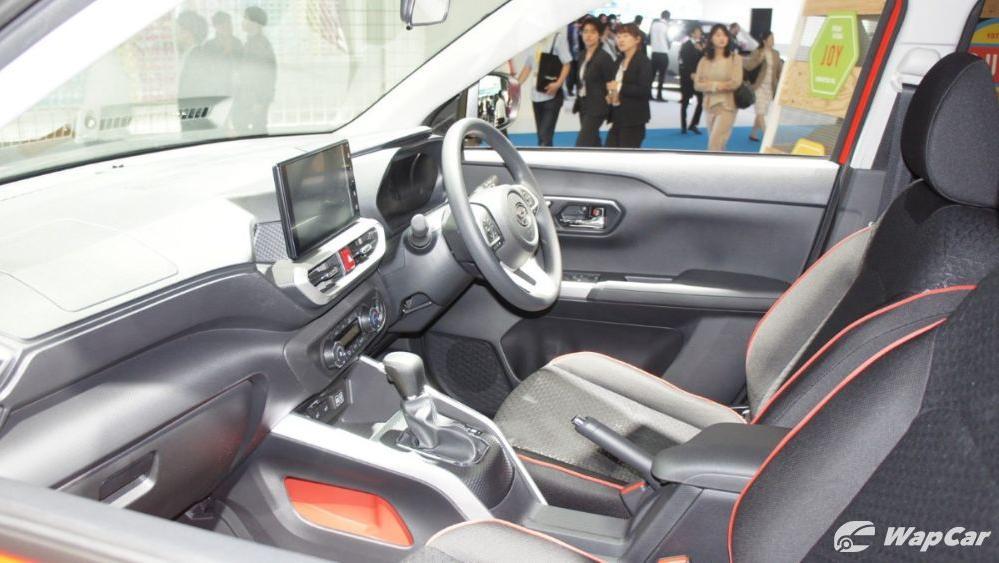 2020 Perodua D55L Upcoming Version Interior 006