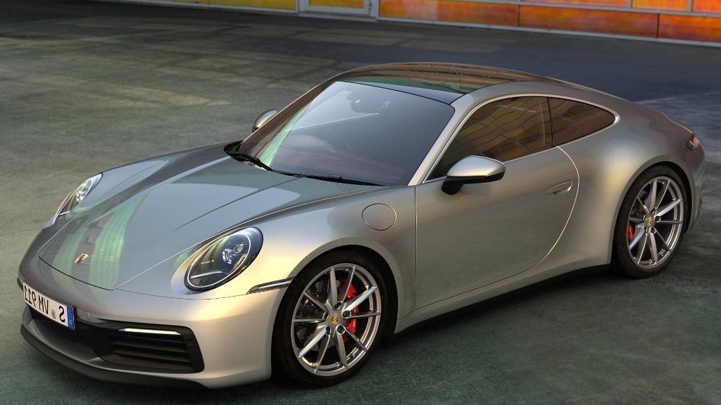 2019 Porsche 911 The new 911 Carrera Exterior 001