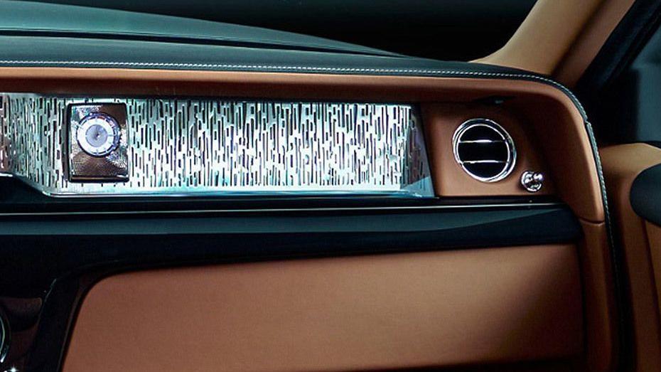 2017 Rolls-Royce Phantom Phantom Interior 006