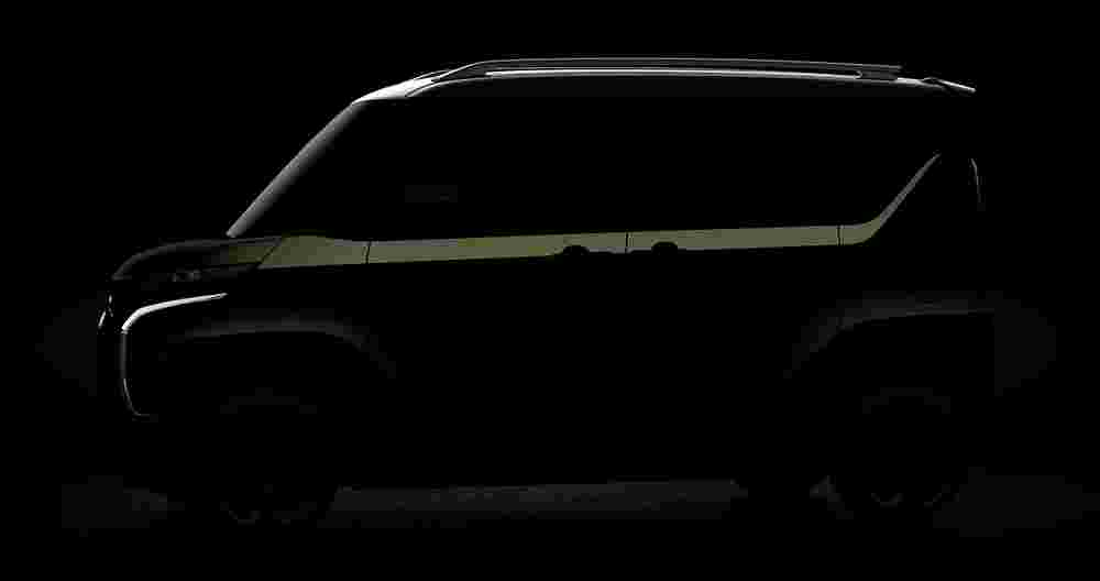 Concept kei car from Mitsubishi teased