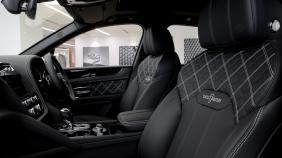 2020 Bentley Bentayga V8 First Edition Exterior 014