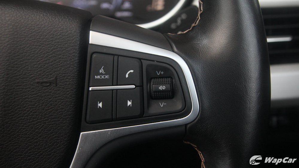 2018 Proton X70 1.8 TGDI Premium 2WD Interior 082