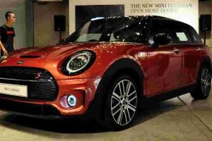 2019 MINI Clubman gets a mini facelift